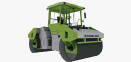Zoomlion  YZC Series  Rolo compressor